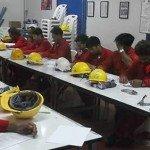 scaffold training class